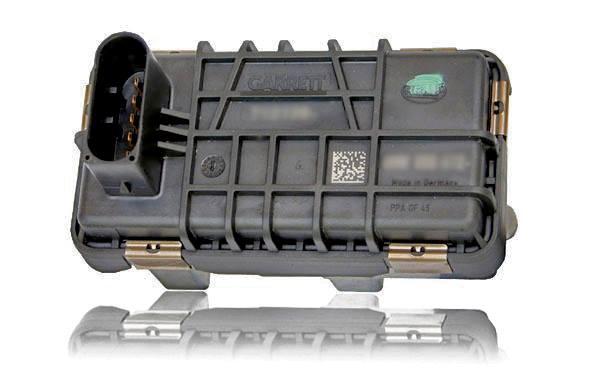 Electronic Turbo Actuator Rebuild Service G-40